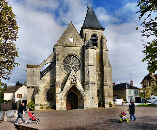 Cires-lès-Mello - Saint-Martin