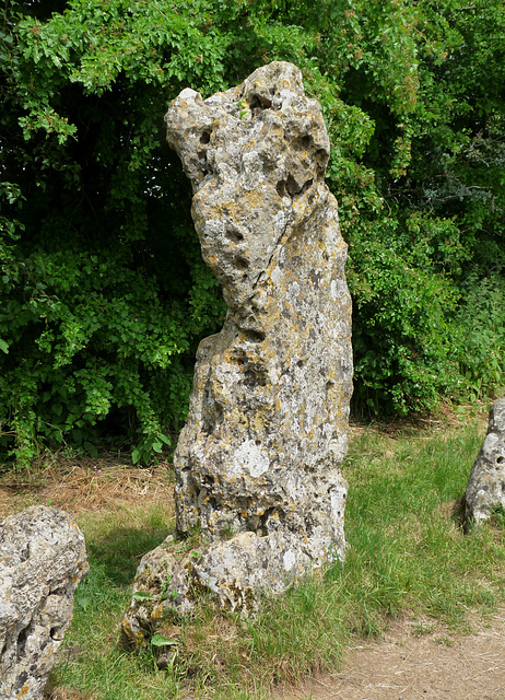 The Tallest of the Rollright Stones