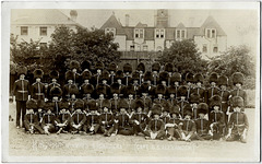 WP2195 H COY. 100th REGIMENT WINNIPEG GRENADIERS (CAPT. G. S. ALEXANDER)