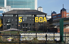 5 BOA - Salford, Manchester.