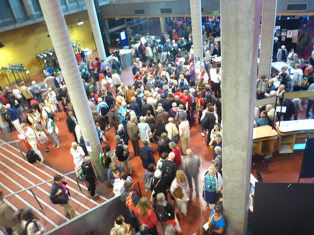 100. Esperanto Weltkongreß in Lille  - 100a Mondkongreso de UEA en Lilo