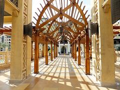 Zugang zum Souk al Bahar. ©UdoSm
