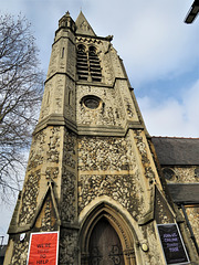 st luke, church, chatham place, hackney london, 1871-2 by newman and billing   (8)