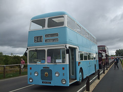 DSCF4702 Walsall Corporation XDH 56G - 'Buses Festival' 21 Aug 2016
