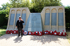 Never in the field of human conflict was so much owed by so many to so few