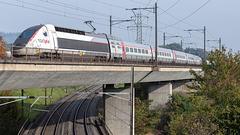 181018 Othmarsingen TGV LYRIA 0