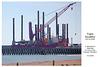 Fugro Excalibur jack-up barge Newhaven 15 4 2020