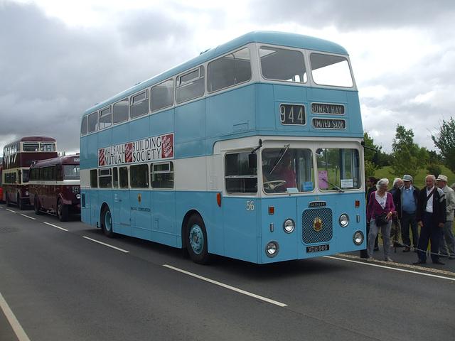 DSCF4749 Walsall Corporation XDH 56G - 'Buses Festival' 21 Aug 2016