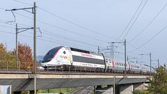 181018 Othmarsingen TGV LYRIA 1