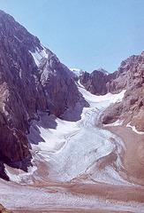 Bodkhona Glacier / Ледник Бодхона