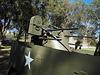 Fort MacArthur WW2 Military trucks on display