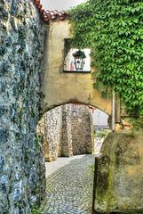 Romantischer Fußweg zwischen Kloster Sankt Mang und dem Lech.  ©UdoSm