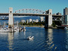 Burrard Bridge and False Creek