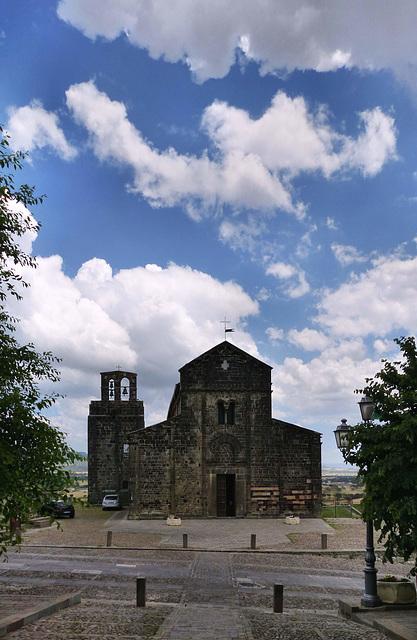 Ardara - Santa Maria del Regno