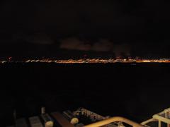 Nächtliche Skyline
