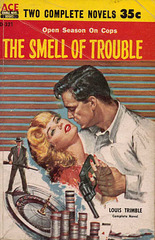 Louis Trimble - The Smell of Trouble