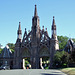 The Gate of Greenwood Cemetery, September 2010