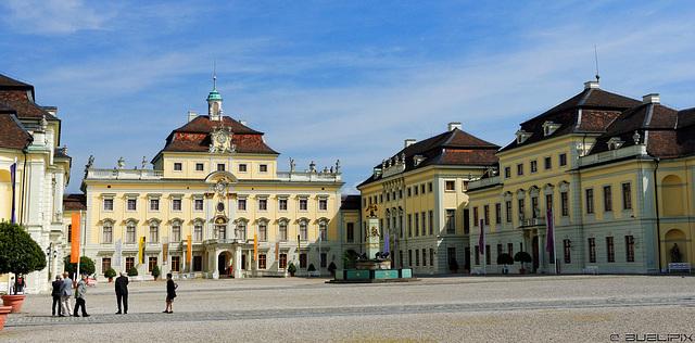 Residenzschloss Ludwigsburg (© Buelipix)