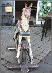 Le cheval de bois