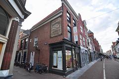 Corner of Haarlemmerstraat and Vrouwensteeg