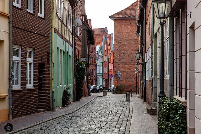 Lüneburg - ein Salzhaus