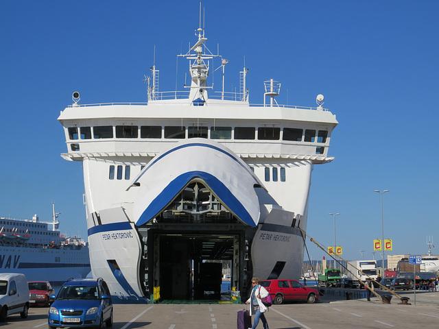 Port de Split : ferry Jadrolinjia