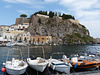Lipari- The Citadel From Marina Corta