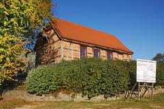 Lüblow, Dorfkirche