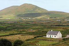 View from the top of Cahergall.