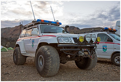 Cars on Iceland