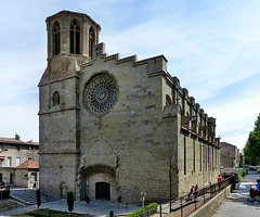 Carcassonne - Cathédrale Saint-Michel