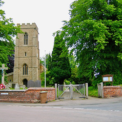 The Church of St Mary the Virgin at Welford