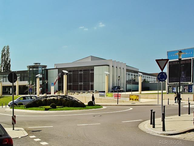 Saarbrücken, Congresshalle