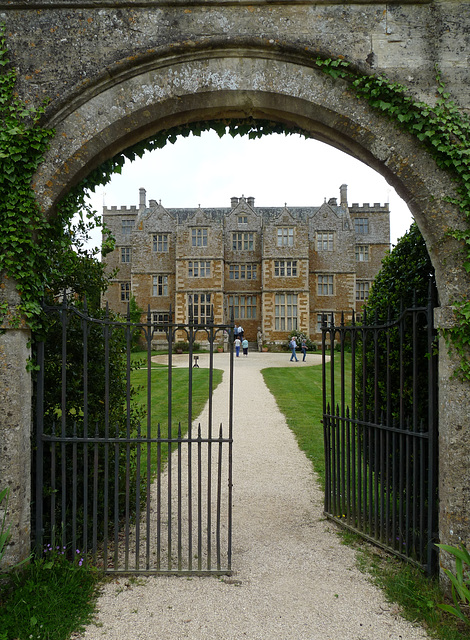 Chastleton House- I Wish I Had Closed that Gate!