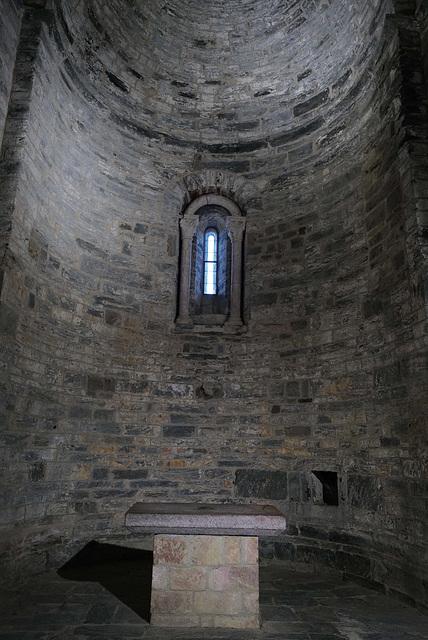 Priorato de Serrabona, Pirinéus
