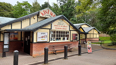"""HBM from the """"Kinema in the woods"""" ~ Woodhall Spa"""