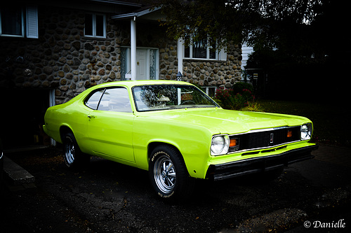 Plymouth Duster 1976….