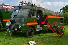 Vintage fire-engine.