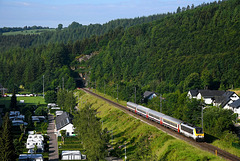 InterCity à Clervaux