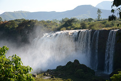 Ethiopia, Blue Nile Waterfall