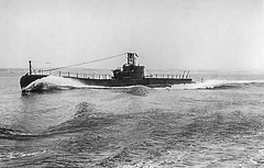HM Submarine Thames