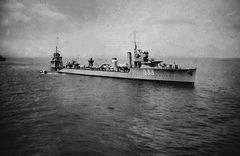 HMS Vimy D33