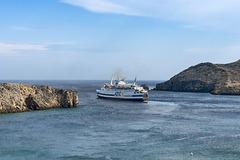 leaving safe port