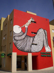Mural by Hazul.