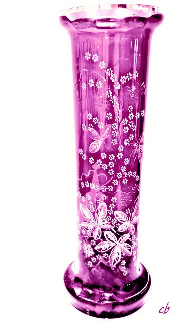 Purple Haze Vase