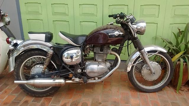 Classic estrella Kawasaki