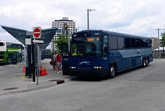 Canada 2016 – Guelph – Greyhound bus to Toronto