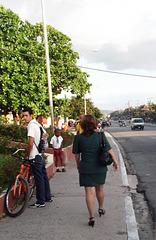 Déesse Etecsa à la cubana.