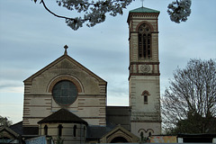 st barnabas church, oxford
