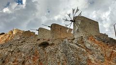 Cretan windmills